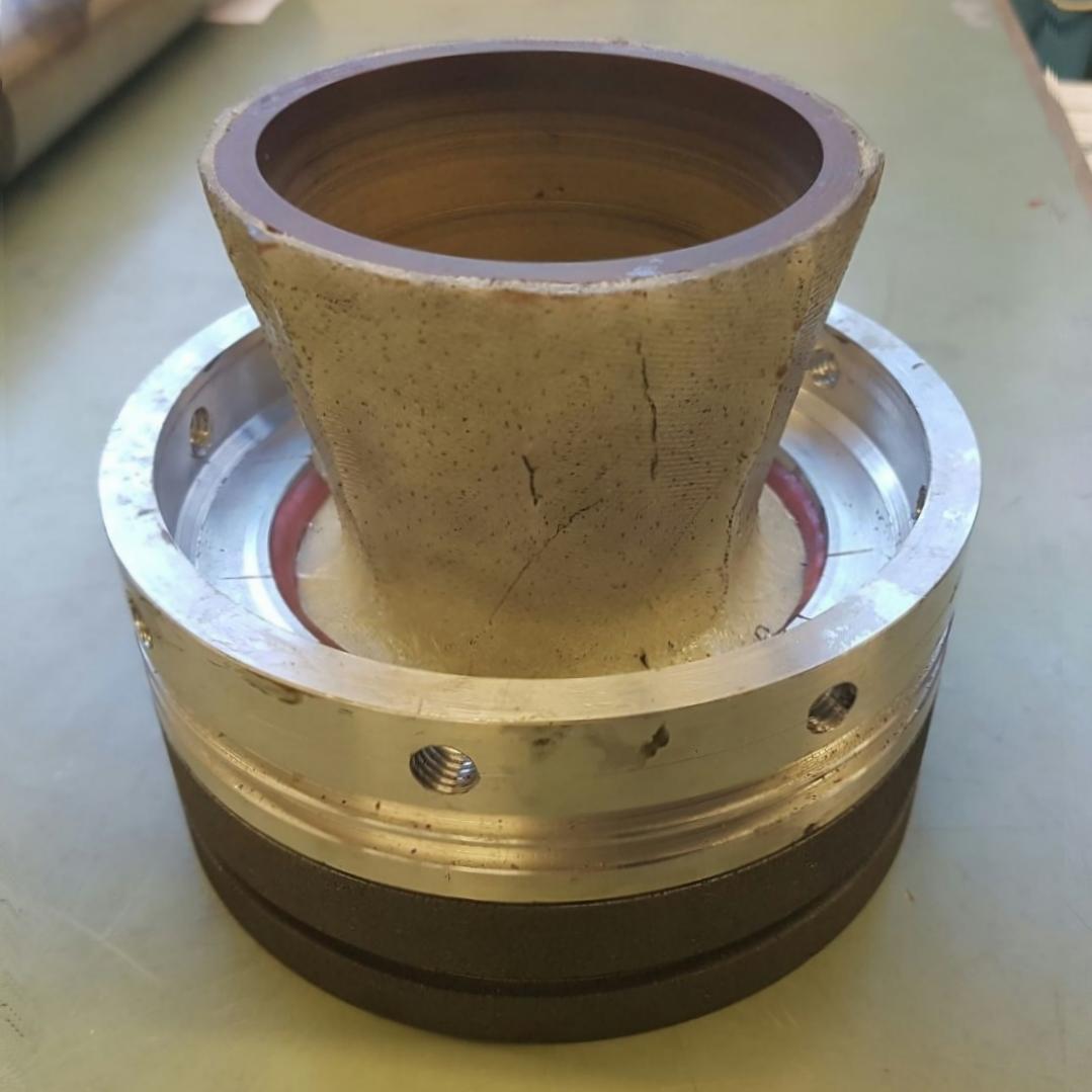 Asimov Composite Nozzle