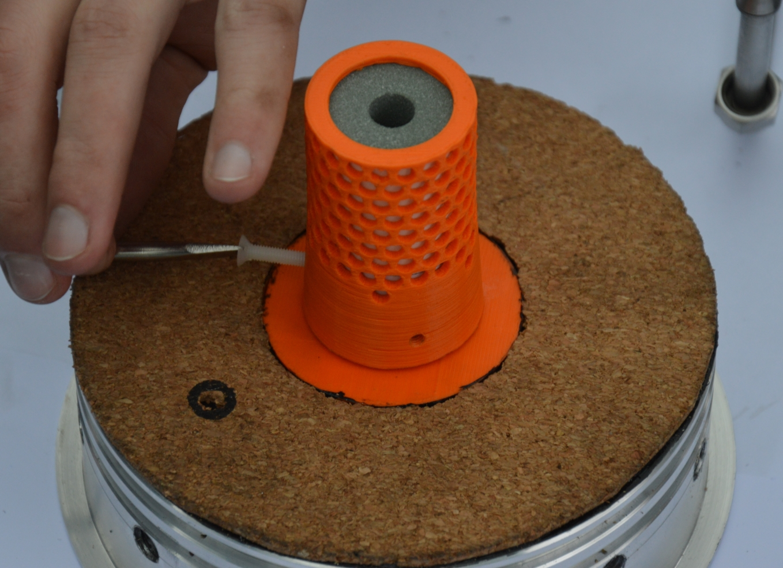 3D Printed Igniter Basket