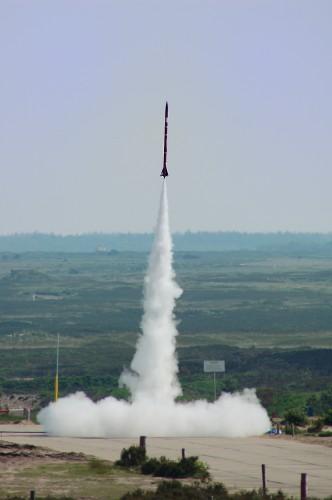 CanSat V4 launch