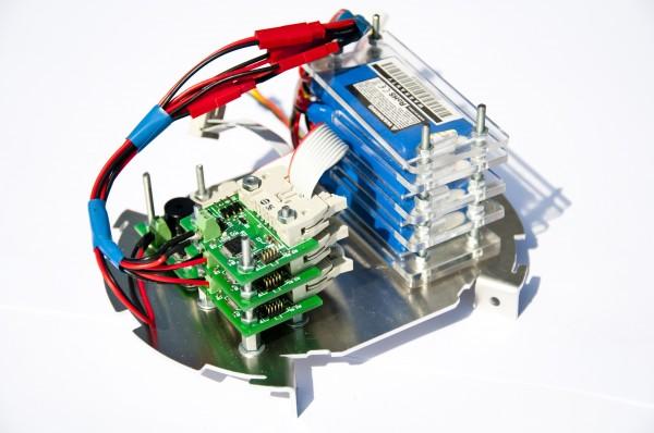 CanSatLauncher V7 electronics
