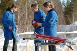 Stratos I -Reached 12.3 km in Kiruna, Sweden in 2009.