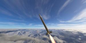 The rocket of team JMNANMJ