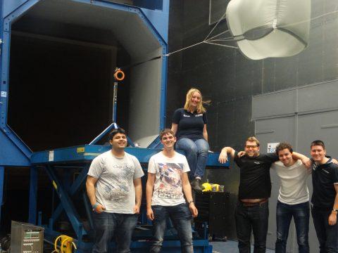 Capsule team present at of OJF